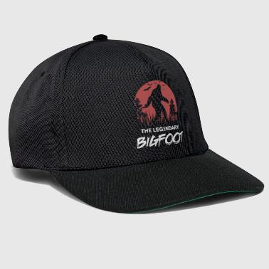 Legendär Der legendäre BigFoot - Snapback Cap