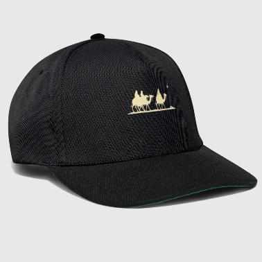 Three Kings Nativity Scene - Snapback Cap