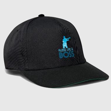 Jumpstyle Floss like a boss gift - Snapback Cap