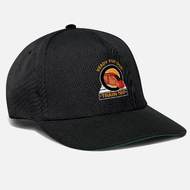 Excursion Excursion en train de vacances - Casquette snapback