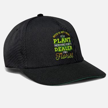 a29c93ab6fc Smoke Weed Cannabis Hash Dope Ganja Joint Blunt - Snapback Cap