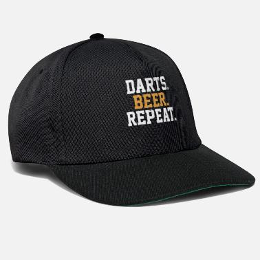 Bar Pub Dart Beer Bar Pub Vintage Arrow - Snapback Cap