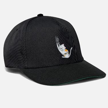 Funny Cat Scratch Shirt for Women Paw Meow Gift - Cappello snapback