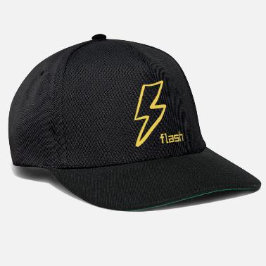 Flash Flash - Snapback Cap
