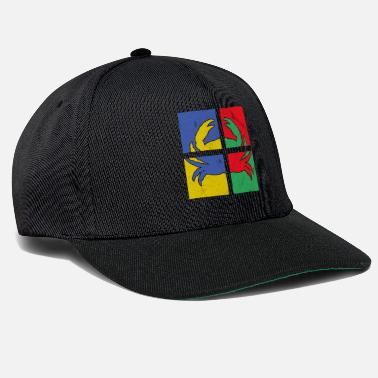 Granchio Granchio Pop Art - Snapback Cap