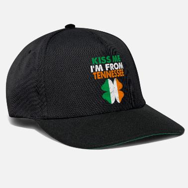 Root Kiss Me Im From Tennessee - Snapback Cap edb173760842