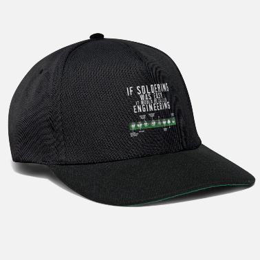 Instructions Instructions de soudure - Casquette snapback