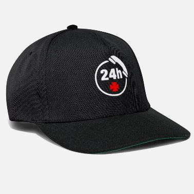 Emergency Call Emergency call 24h - Snapback Cap