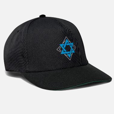 Star of David gift Judaism family - Snapback Cap
