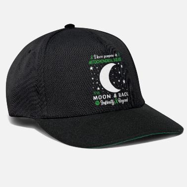 Health I Love Someone With Mitochondrial Disease To The - Snapback Cap