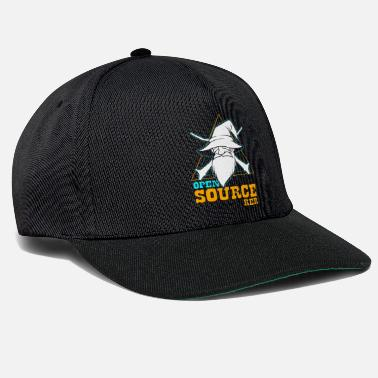 Open Source Open source - Snapback Cap
