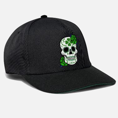Parade St. Patrick's Day Of The Dead Shirt Gave Kvinder - Snapback cap