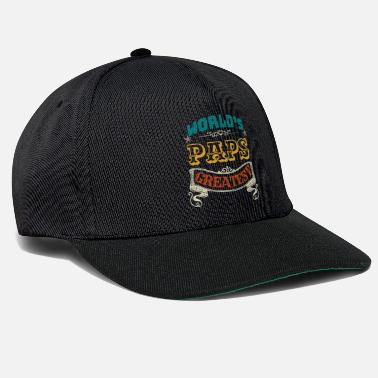 Bester Paps WORLDS GREATEST PAPS - Snapback Cap