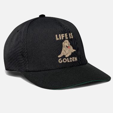 Golden Retriever Golden retriever - Snapback Cap