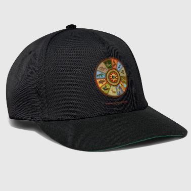 Indian Horoscope - Snapback Cap