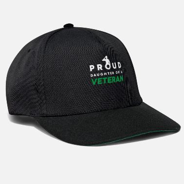 Soldier Of Fortune Proud Daughter of a Veteran - Snapback Cap
