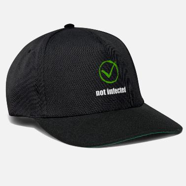 Infection not infected - Snapback Cap