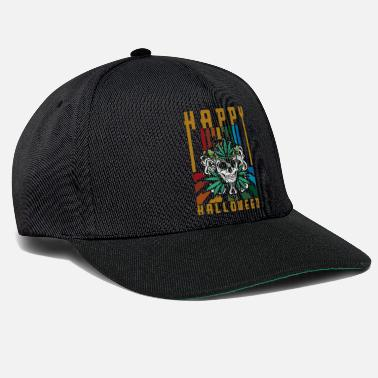 St Patricks Halloween Graphic Funny Spooky Horror Trick Treat - Snapback Cap