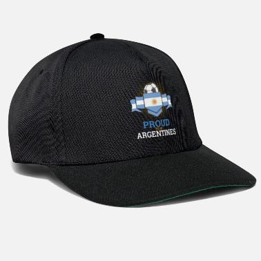 Ballon De Foot Football Argentins Argentine Équipe de football Sports - Casquette snapback