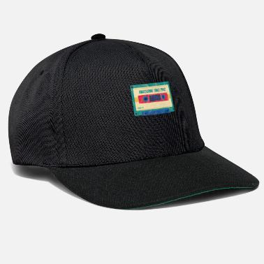 77 77th Birthday Celebration Gift Awesome Since 1942 - Snapback Cap