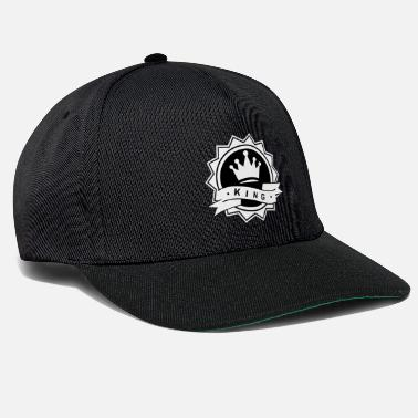 King King & Queen - KING - Snapback Cap