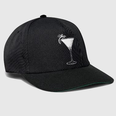 Cocktail cocktail - Casquette snapback