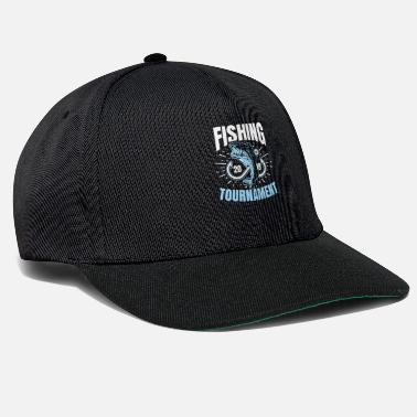 Fishing Fishing Tournament 2019 Hook Gift - Snapback Cap