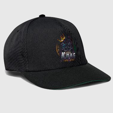 Kong The King - Snapback Cap