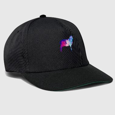Ovejas Art Galaxy Space Gift - Gorra Snapback
