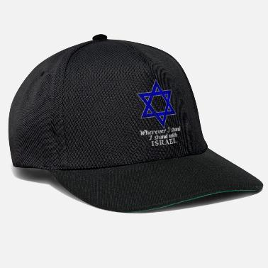 Middle East Israel Middle East - Snapback Cap