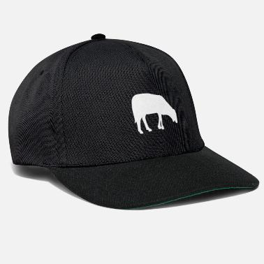 Icon Moutons en pâturage - Casquette snapback