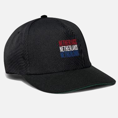 Nederländerna Nederländerna / Nederländerna - Snapback keps