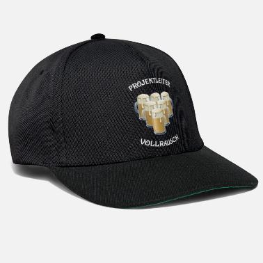 Farewell Team Drinking Wedding Marriage Drinking Gift Fan Animal - Snapback Cap