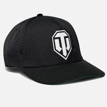 Officialbrands World of Tanks Logo - Snapback cap