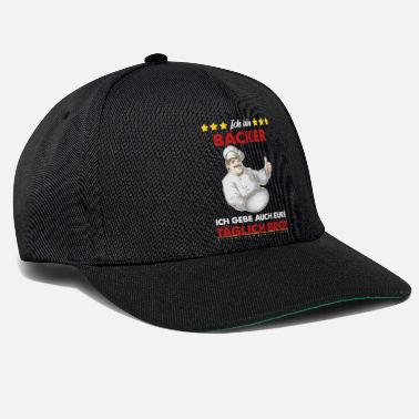 Panettiere panettiere - Snapback Cap