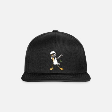 Cigogne Dab Dance Stork With Pacifier I Grossesse - Casquette snapback