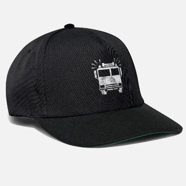 Fire Department fire Department - Snapback Cap