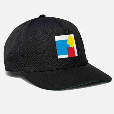 Rectangle rectangles - Casquette snapback