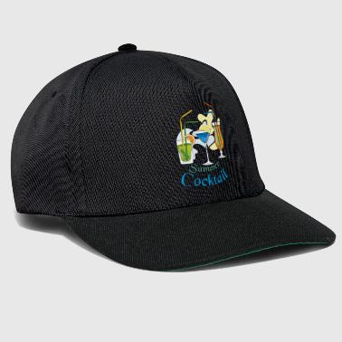 Cocktail cocktail d'été - Casquette snapback