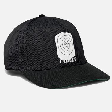 Target target wite - Casquette snapback
