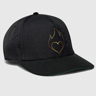 Heart elevated - Snapback Cap