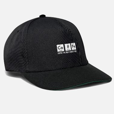 Scotch Chemistry Periodic Table Chemistry Coffee - Snapback Cap