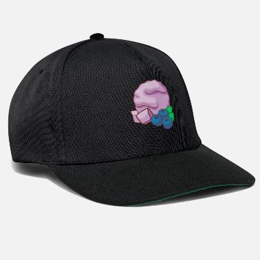 Glass Blåbär Glass Glass Glass Glass - Snapback keps