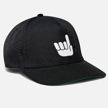 Index Finger index finger - Snapback Cap