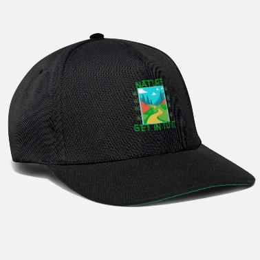 Nature NATURE - Get in to it - Snapback Cap