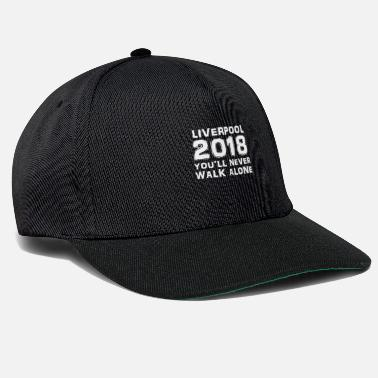 Football Liverpool 2018 You Will Never Walk Alone - Snapback Cap