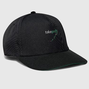 Daytrader Take Profit Koszula Money Trading Finance - Czapka typu snapback