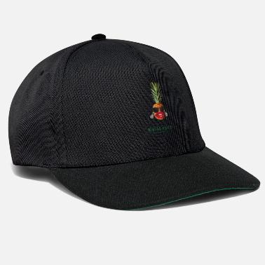 Glamour ANANAS GLAMOUR - Casquette snapback