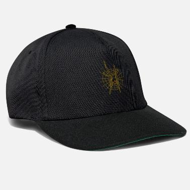 Black Widow Black widow - spider - Snapback Cap