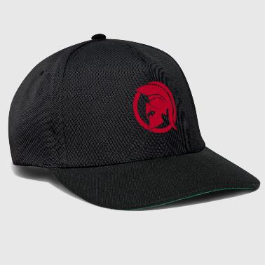 Red spartanisch - Snapback Cap